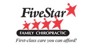 Company Logo - Letip Las Vegas - Five Stars Chiropractic